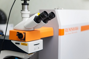 Рамановский спектрометр Renishaw inVia Basis